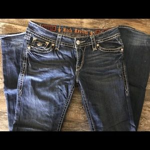 Rock Revival Jeans - Rock Revival (Straight) Jeans!